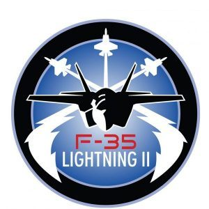 F-35 Lightening II Logo