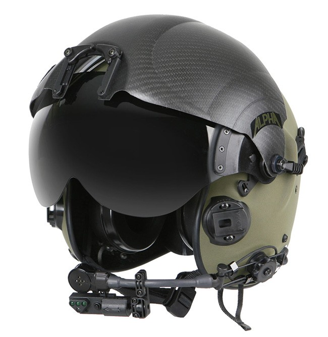 Aircrew Cross Platform Helmet Systems - Gentex