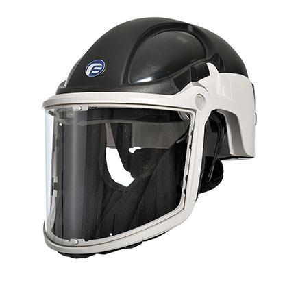 PureFlo 3000 Powered Air Purifying Respirator (PAPR) - Hard Hat